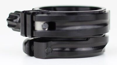 Nummech Unilock No-rise feedneck for Empire Eclipse markers (black gloss) - new