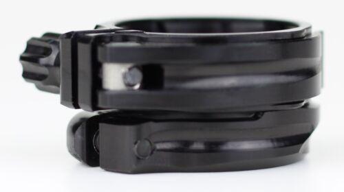 Nummech Unilock No-Rise feedneck - fits Gen-6 G6R (black gloss)