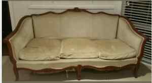 Rare collectors Antique Louis 3 - piece lounge setting Varsity Lakes Gold Coast South Preview