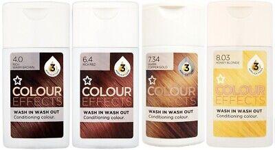 Brown Color Enhancing Shampoo - Superdrug Conditioning Hair Color Effect Enhancing Shampoo Brown/Red/Gold/Blonde