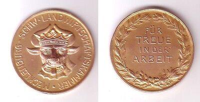 Mecklenburg Medaille Landwirtschaftskammer Für Treue in der Arbeit (113947)
