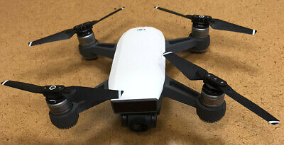 DJI Spark Camera Drone - Alpine White (CP.PT.000731)