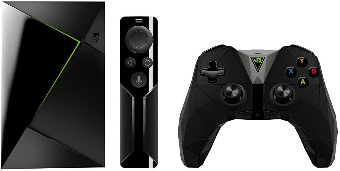Brand New NVIDIA SHIELD TV 4K HDR Gaming Edition Game Contro