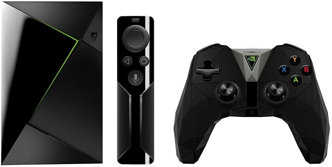 Brand New NVIDIA SHIELD TV 4K HDR Gaming Edition with Game C