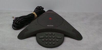 Polycom Teleconference Speaker Phone Soundstation Confernece 2201-03308-001-f