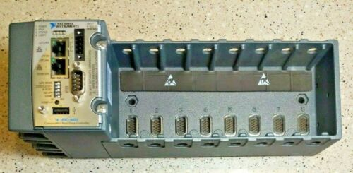 National Instruments NI cRIO-9022 Controller with cRIO-9114 8-Slot FGPA Chassis