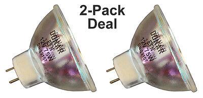 2pcs Zeiss Schott Colposcope Kl750 Dentrix 685310 Dsac4 Image Ddo Efn Lamp Bulb