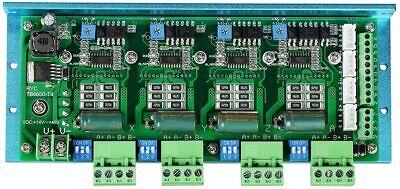 Sainsmart 4 Axis Tb6600 T4 Stepper Motor Driver Board Cnc Controller For Nema17