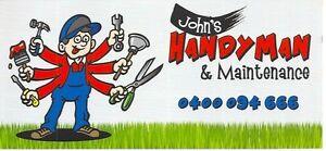 John's Handyman & Maintenance Forest Lake Brisbane South West Preview