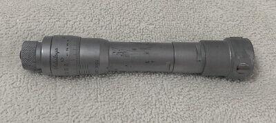 Mitutoyo Internal Micrometer Intrimik Bore Gage 1.0-1.2 Holtest Inside