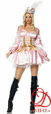 Leg Avenue 83374 Captains Treasure Wench Halloween Women Pirate Costume