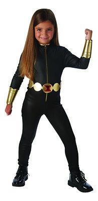 Black Widow Avengers Assemble Deluxe Kostüm für Kinder
