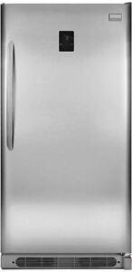 "Frigidaire Gallery FGVU17F8QF Upright Freezer, 33"" Width"