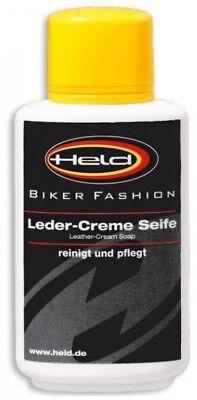 Held Leder-Creme Jabón para Ropa de Cuero Moto Accesorios Cuidado Nuevo