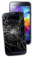 Wanted broken Samsung Galaxy phones.
