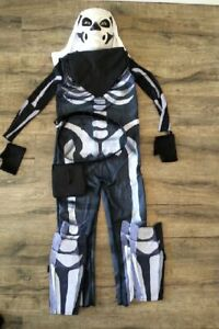 Fortnite Skull Trooper Costume (kids)