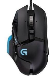 08419136c6d Logitec 910-004076 G502 Proteus Core Gaming Mouse for sale online | eBay