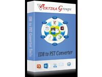 How to Recover EDB to PST?