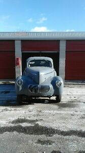 40 Willys Coupe