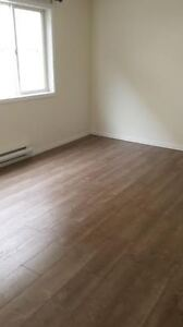 50+ building, newly renovated corner suite available July 1/17