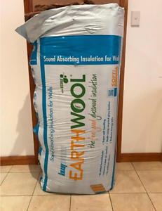 Earthwool sound Absorbing Knauf Insulation (75*600*2700) 8 piece Kingsford Eastern Suburbs Preview