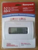 Honeywell programmable thermostat RTH230B
