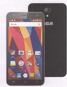 "RCA 5"" IPS UNLOCKED ANDROID QUAD CORE SMARTPHONE – GSM QUAD BAND - BLACK - RLTP5048"