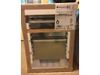 Brand New Hotpoint Double Oven - in packaging