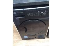 black beko condenser tumble dryer