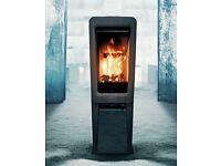 Keddy K816 Cast Iron wood burning stove