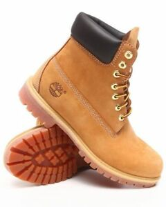 Timberlands Wheat Brown Boots SIZE 9 1/2
