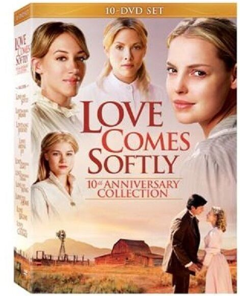LOVE COMES SOFTLY 10th Anniversary Collection LOVE'S EVERLASTING COURAGE, BEGINS