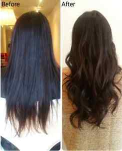 HOLIDAY SPECIAL TAPE EXTENSIONS ONLY $100-200 Oakville / Halton Region Toronto (GTA) image 2