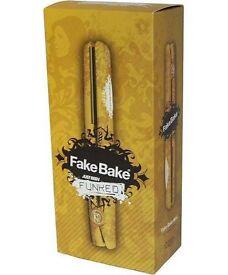 NEW Fake Bake Just Been Funked Mini Hair Straightener