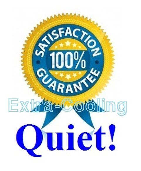 Best for Home Networking! 18dBA Noise 1x Fan Quiet Netgear JGS516PE Fan
