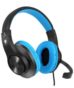 BRAND NEW Gaming Headset (Blue)