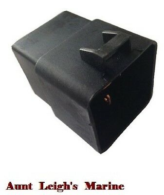 T-H Marine CMC Cook Mfg. Jack Plate Power Tilt & Trim Relay 12V 80 Amp 7493 Cmc Power Tilt Trim