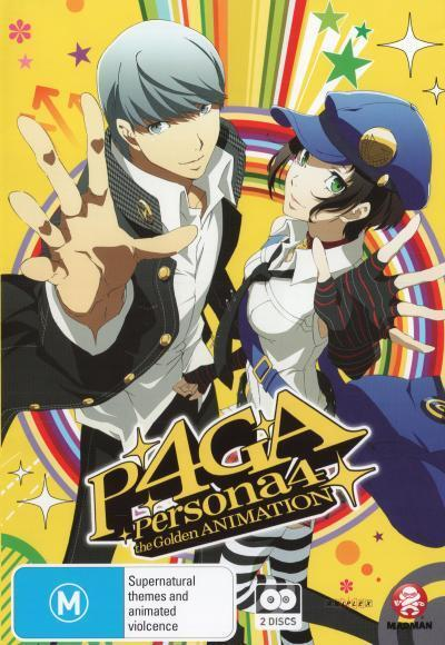 Persona 4: The Golden Animation Complete Series (Subtitled  - DVD - NEW Region 4