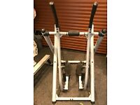 Tony Little Gazelle Freestyle Cross Trainer Low Impact Exercise Machine