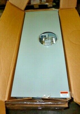 Midwest Service Entrance Electrical Enclosure 320 Amp 600v 1 Phase Mepku1fs1emt