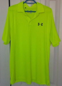 *** UNDERARMOUR - GOLF-SHIRT - XL *** Abbotsford