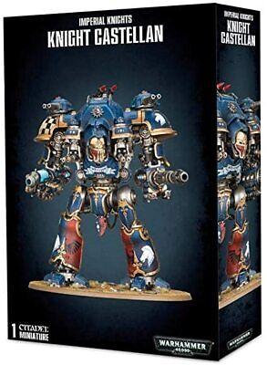 Knight Castellan Imperial Knights Warhammer 40K NIB FREE SHIPPING