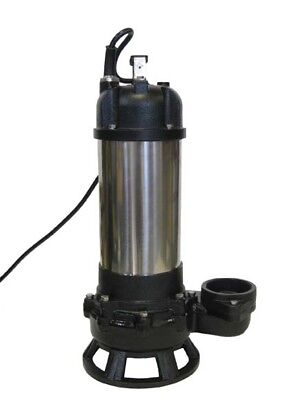EasyPro TM17500 high volume submersible waterfall stream pump 230v 17500 GPH High Volume Submersible Pump