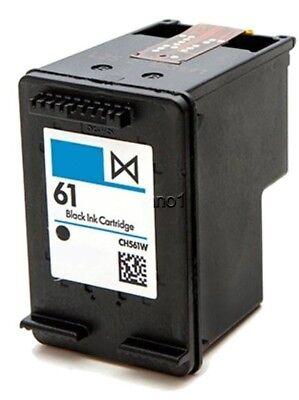 #61 Black Ink For HP Deskjet 2510 2514 2540 2541 2542 2543 2544 3510 3512 3516