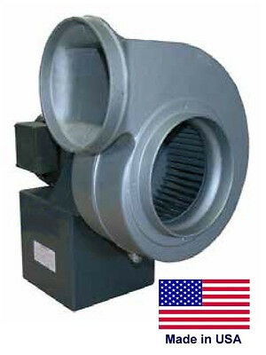 Centrifugal Blower Industrial - 4 Ports - 13 Hp - 115230v - 1 Ph - 210 Cfm