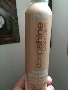 """Invisible Dry Shampoo """" Rusk""""...from Winners"""