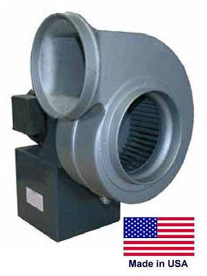 Centrifugal Blower Industrial - 7-78 Ports - 1.5 Hp - 115230v 1 Ph 1550 Cfm