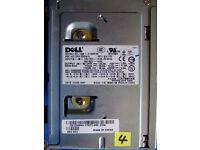 DELL DIMENSION E520. ORIGINAL POWER SUPPLY. MODEL NUMBER N305P-05.