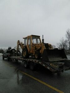 1986 Ford Backhoe 445A