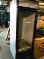 Glass Door Refrigerator MAKE OFFER  for Business True GDM-23-LD